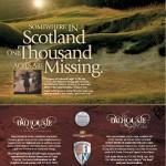 Dalhousie Golf Club Print