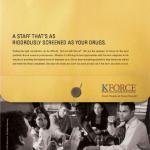 Kforce Staffing Trade Print