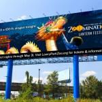 Tampa Zoo Lantern Fest