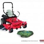 Gravely Zero Turn Mower Ad