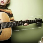 Martin Guitar Print Ad