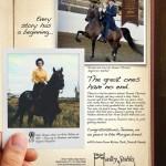 Hadley Print Ad